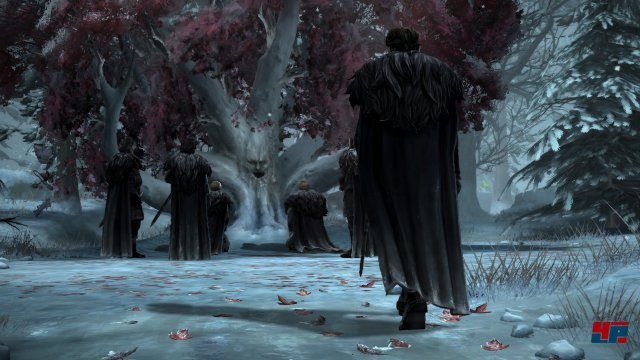 Screenshot - Game of Thrones - Episode 3: The Sword in the Darkness (iPad) 92502851