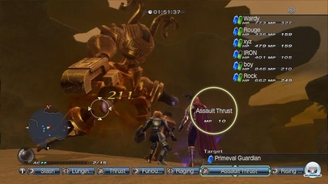 Screenshot - White Knight Chronicles II (PlayStation3) 2226919