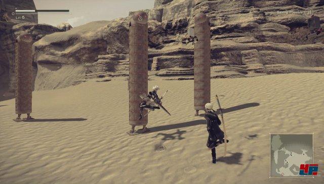 Screenshot - NieR: Automata (PS4) 92540375