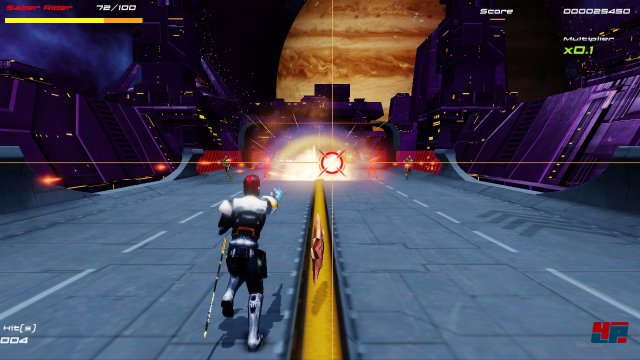 Screenshot - Saber Rider and the Star Sheriffs: The Game (PC) 92479834