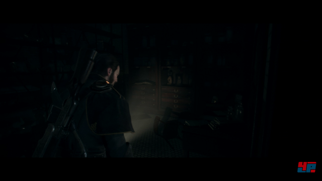 Screenshot - The Order: 1886 (PlayStation4) 92499878