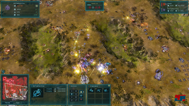 Screenshot - Ashes of the Singularity: Escalation (PC) 92550890