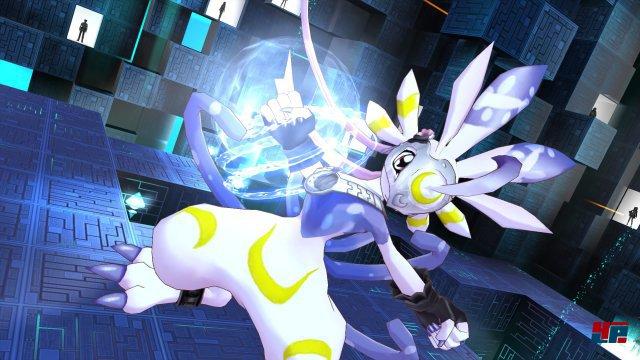 Screenshot - Digimon Story: Cyber Sleuth - Hacker's Memory (PS4) 92542691