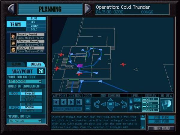 Rainbow Six<br><br>1998 wurde es endlich taktisch: Bis dahin folgten die meisten Shooter dem bewährten Klick-Bumm-Prinzip, doch mit Red Storm Entertainment kamen auch jene Spieler zum Zug, die gerne Zeit mit der Planung des Vorgehens verbringen. Das Spiel verlagerte den Fokus weg vom reinen Run-n-Gun hin zu sorgfältiger Analyse der Vorgehensweise vor dem Einsatz, dem geschickten Einsatz der verschiedenen Teammitglieder, der optimalen Nutzung der vorhandenen Ausrüstung sowie der Nutzung von Deckungsmöglichkeiten. Langsamer als der normale Shooter? Ja. Genauso aufregend? Mindestens! 1718120