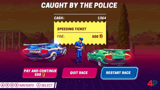 Screenshot - 80's Overdrive (Switch) 92612870