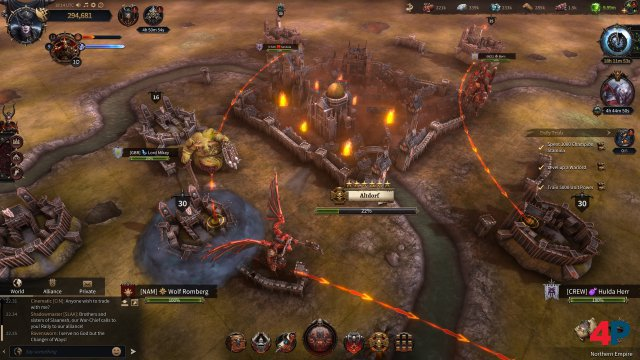 Screenshot - Warhammer: Chaos & Conquest (PC) 92600666