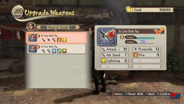 Screenshot - Samurai Warriors: Spirit of Sanada (PC) 92542355