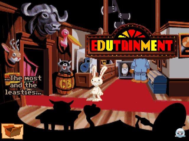 Screenshot - Sam & Max Hit the Road (PC) 92431862