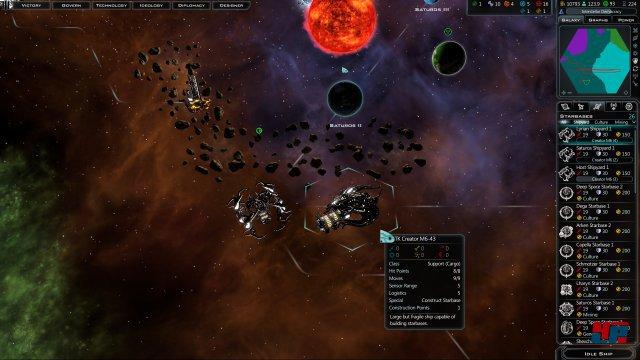 Screenshot - Galactic Civilizations 3 (PC) 92505028