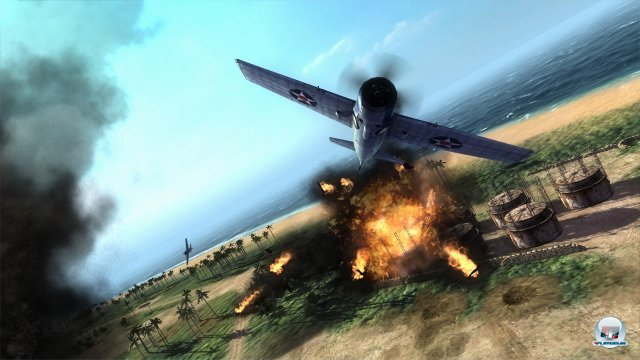 Screenshot - Air Conflicts: Pacific Carriers (PC) 2367852