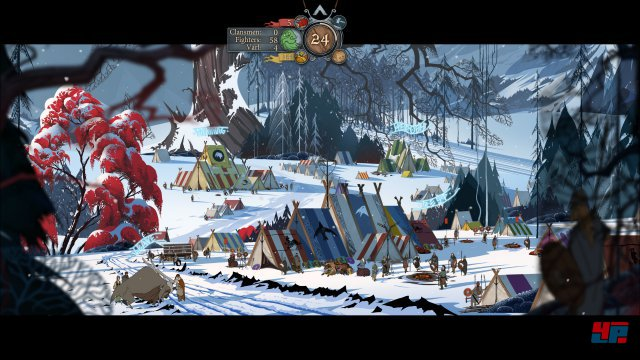 Screenshot - The Banner Saga 2 (PC) 92525022