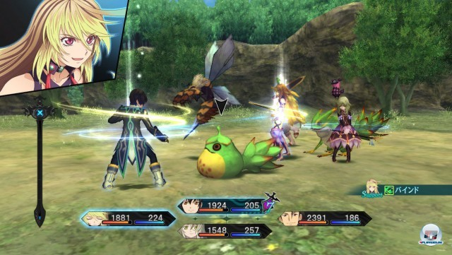 Screenshot - Tales of Xillia (PlayStation3) 2219313