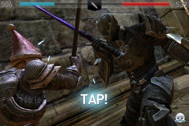 Screenshot - Infinity Blade 2 (iPhone) 2296837