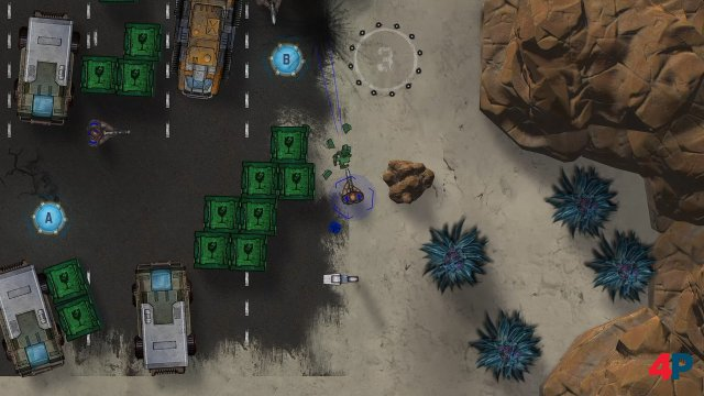 Screenshot - Tactical Troops: Anthracite Shift (PC)
