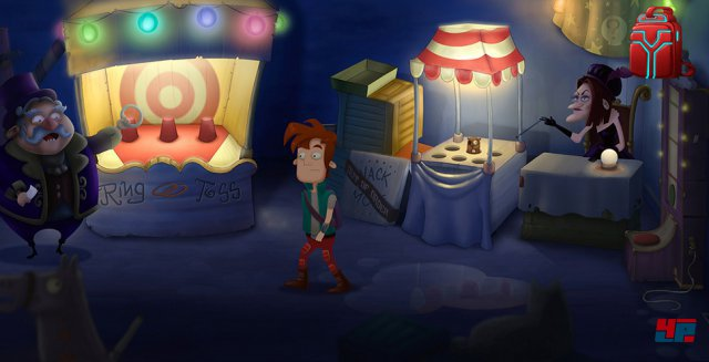 Screenshot - Kelvin and the Infamous Machine (PC)