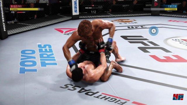 Screenshot - EA Sports UFC 3 (PS4) 92558947