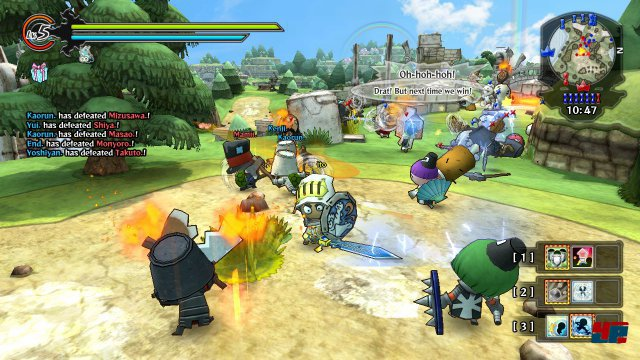 Screenshot - Happy Wars (PC) 92481211