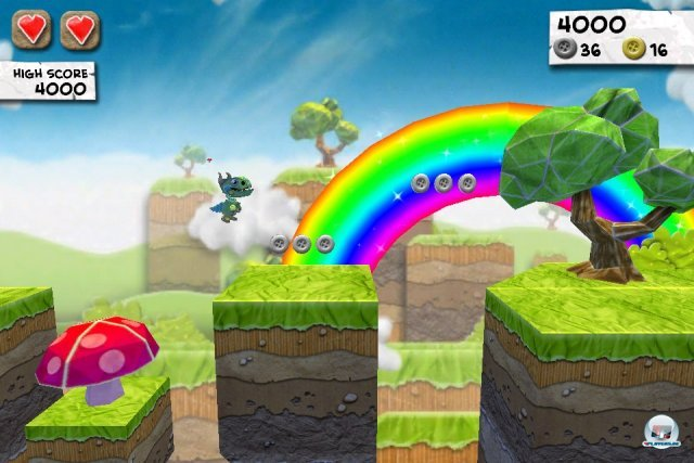 Screenshot - Paper Monsters (iPhone) 2316537