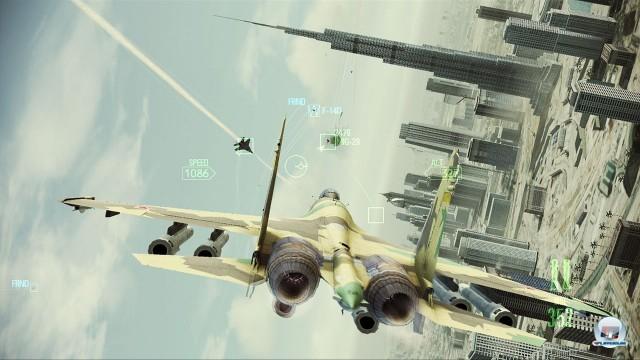 Screenshot - Ace Combat: Assault Horizon (360) 2248892
