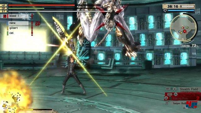 Screenshot - God Eater 2 Rage Burst (PC) 92528208