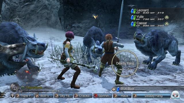 Screenshot - White Knight Chronicles II (PlayStation3) 2226908