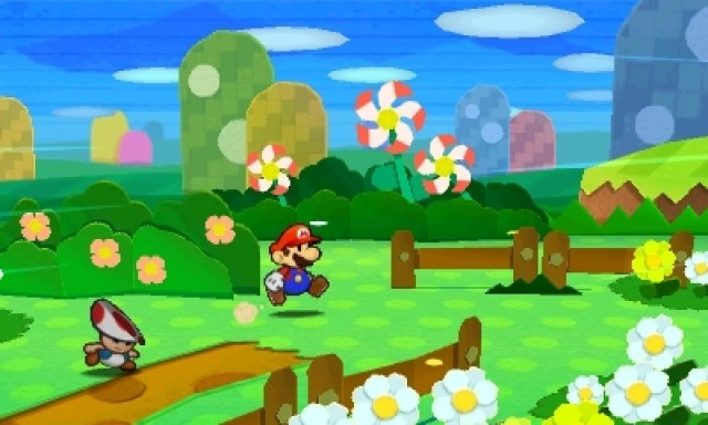 Screenshot - Paper Mario 3DS (3DS) 2229444