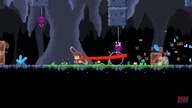 Screenshot - JackQuest: The Tale of the Sword (PC)