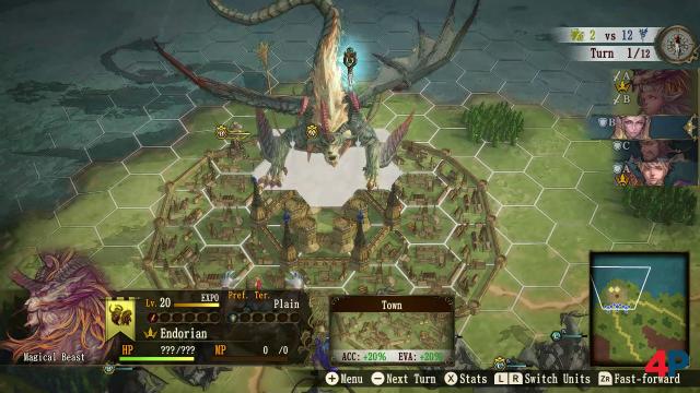 Screenshot - Brigandine: The Legend of Runersia (Switch) 92617339