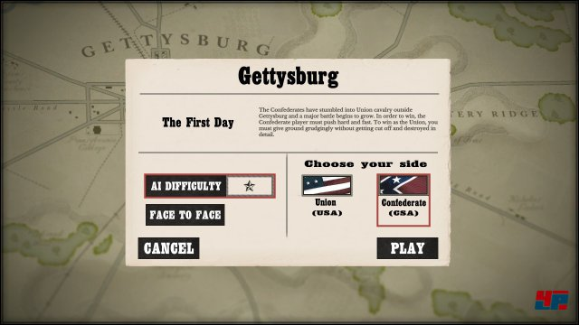 Screenshot - Gettysburg: The Tide Turns (PC) 92550285