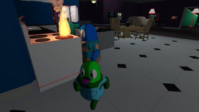 Screenshot - Super Totally Ultimate Dad Showdown (PC)