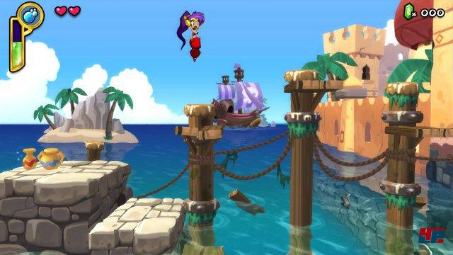 Screenshot - Shantae: Half-Genie Hero (PC) 92537913