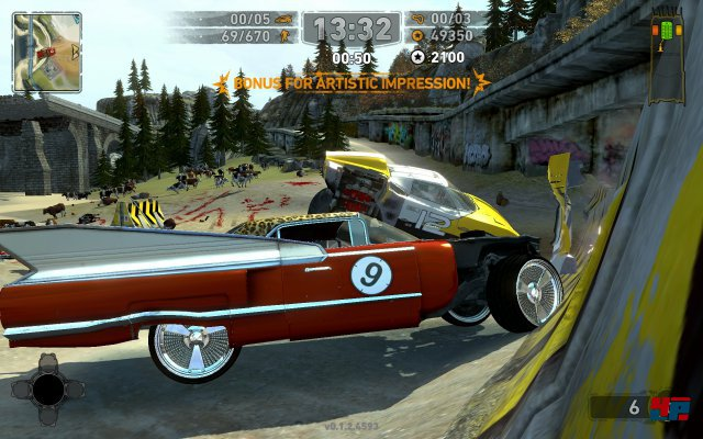 Screenshot - Carmageddon: Reincarnation (PC) 92506257