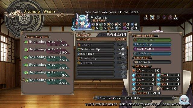 Screenshot - Agarest: Generations of War 2 (PlayStation3) 92403147