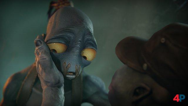 Screenshot - Oddworld: Soulstorm (PlayStation5) 92615535