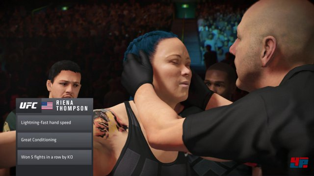 Screenshot - EA Sports UFC 2 (PlayStation4) 92522368