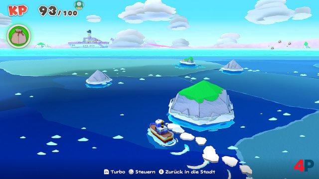 Screenshot - Paper Mario: The Origami King (Switch) 92619583