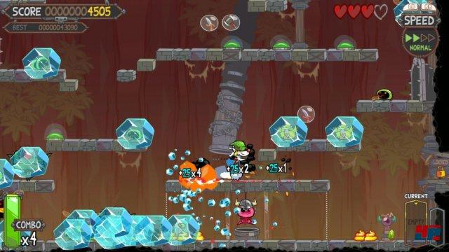 Screenshot - Poöf Vs The Cursed Kitty! (PC) 92473935