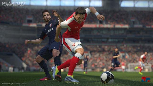 Screenshot - Pro Evolution Soccer 2017 (PC) 92527966