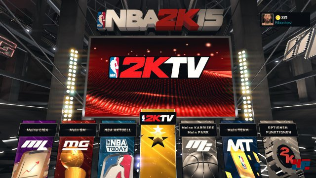 Screenshot - NBA 2K15 (PlayStation4) 92492092