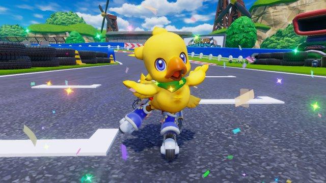 Screenshot - Chocobo GP (Switch)