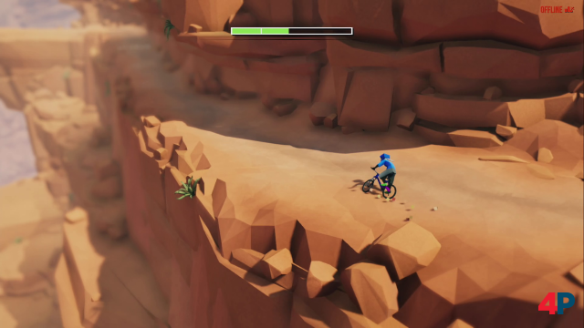 Screenshot - Lonely Mountains: Downhill (Linux) 92599373