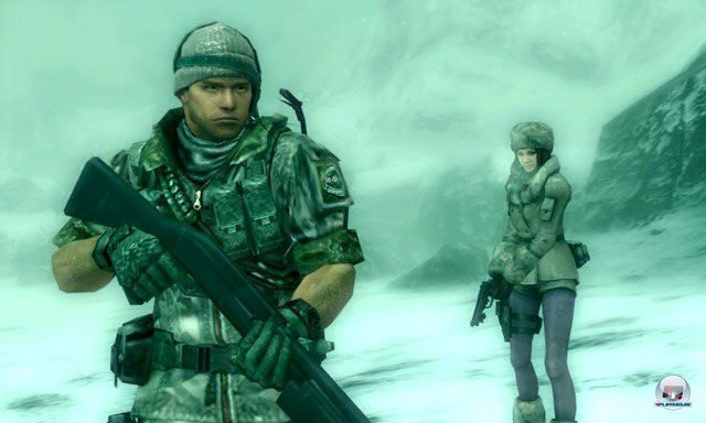 Screenshot - Resident Evil: Revelations (3DS) 2262507