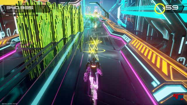Screenshot - TRON RUN/r (PC)