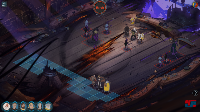 Screenshot - The Banner Saga 3 (PC) 92569938