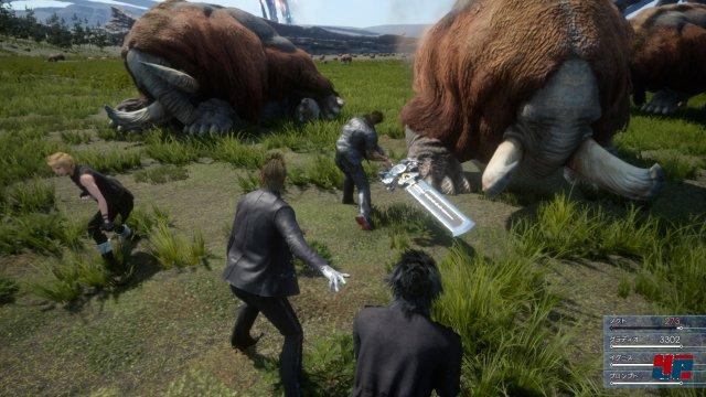 Screenshot - Final Fantasy 15 (PlayStation4) 92490890