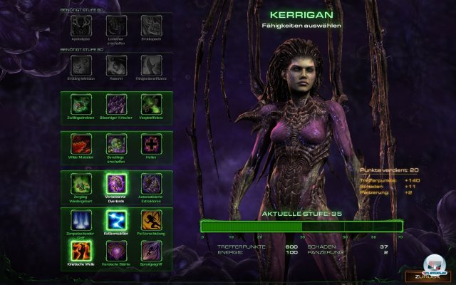 Screenshot - StarCraft 2: Heart of the Swarm (PC) 92457078