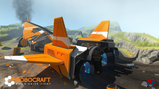 Screenshot - Robocraft (PC)