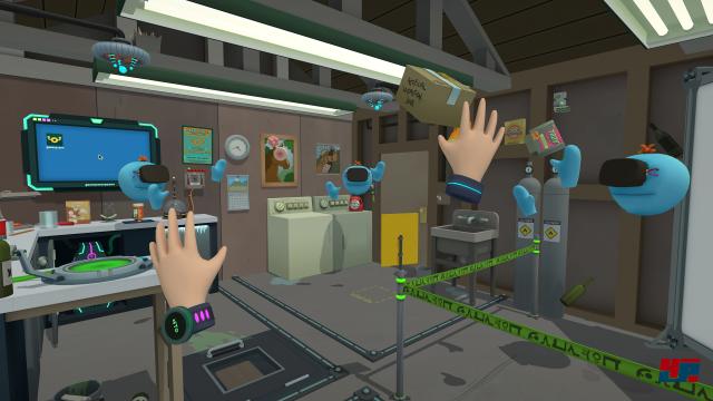Screenshot - Rick and Morty: Virtual Rick-Ality (HTCVive) 92544441