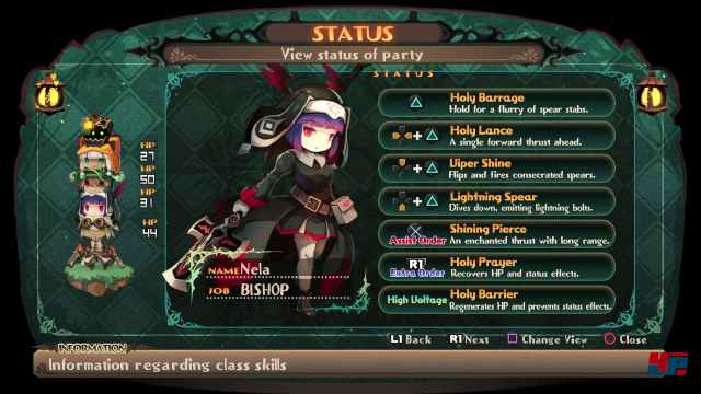 Screenshot - Lapis x Labyrinth (PS4) 92588407