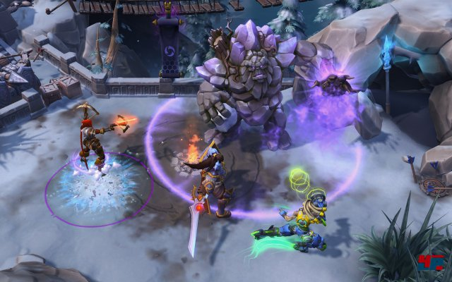 Screenshot - Heroes of the Storm (Mac)